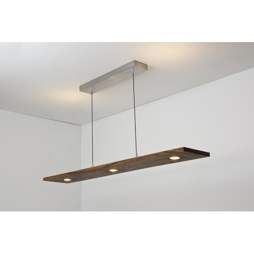 Cerno Vix 5-light LED Linear Pendant