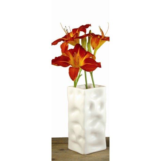 Mini Square Ripple Vase