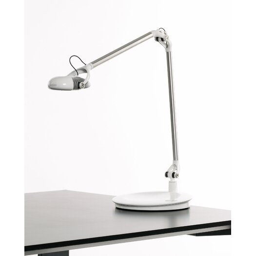 """Humanscale Element 28"""" H Table Lamp with Dimmer"""
