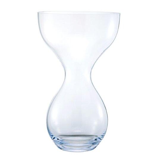Barreveld International Glass Hourglass Vase A
