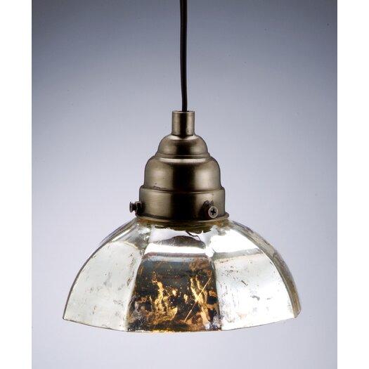 Barreveld International 1 Light Mini Pendant