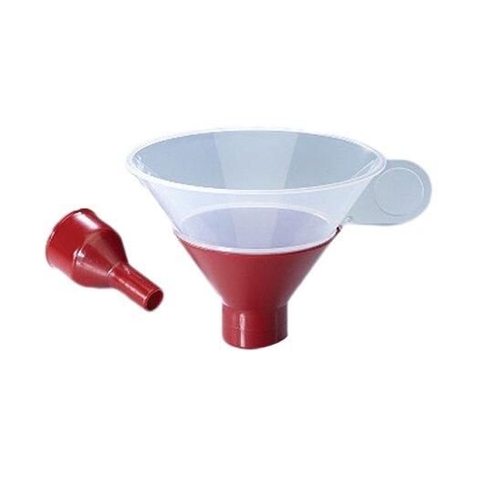 Zevro Smart Funnel in Red