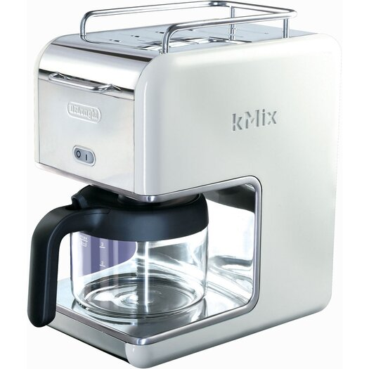 DeLonghi Delonghi kMix 5 Cup Coffee Maker