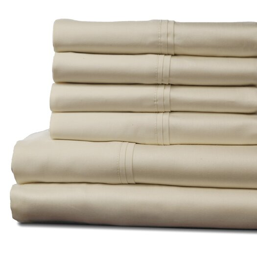 Southern Textiles 400 Thread Count Single Ply Sheet Set