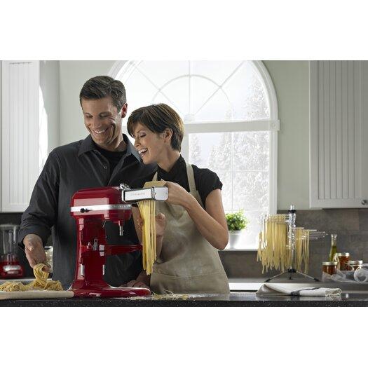 KitchenAid Pasta Roller and Cutter Set
