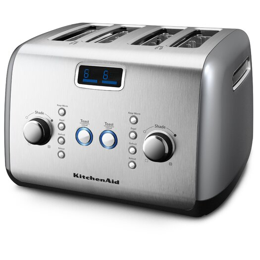 KitchenAid 4-Slice Toaster with Motorized Lift