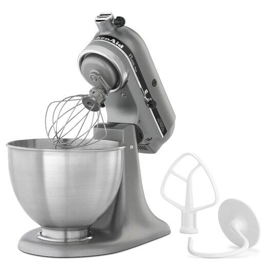 KitchenAid Classic Plus Series 4.5 Qt. Tilt-Head Stand Mixer