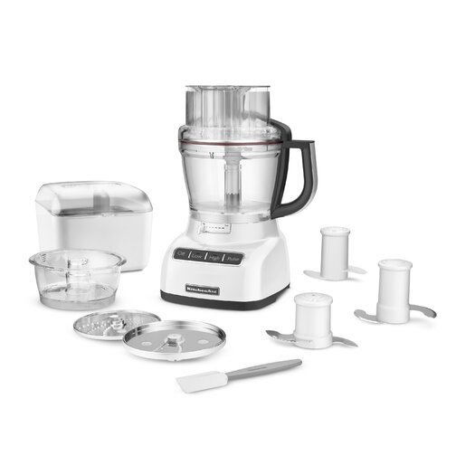 KitchenAid 13-Cup Food Processor with ExactSlice System