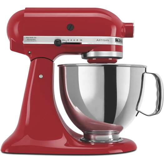 KitchenAid KitchenAid Artisan Series 5 Qt. Stand Mixer with Pouring Shield