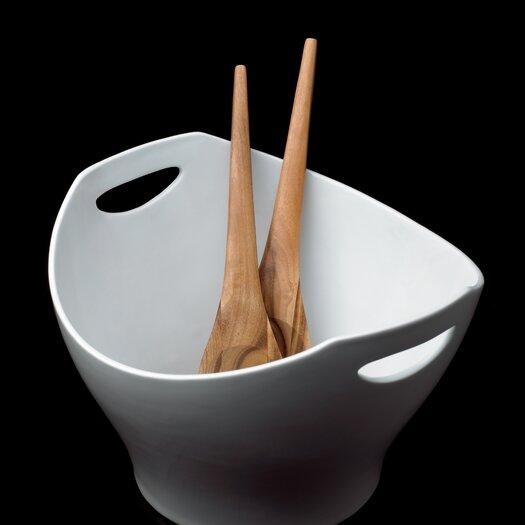Dansk Classic Fjord Salad Bowl 3 Piece Set