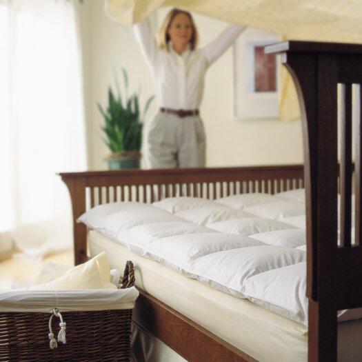 Ogallala Comfort Company 600 Hypo-Blend Hypo Down Bed Mattress Enhancer
