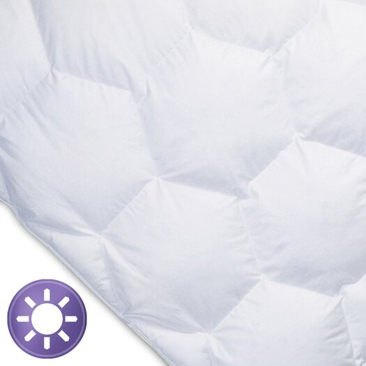 Ogallala Comfort Company Pearl Crescent 700 Hypo-Blend Southern Down Comforter