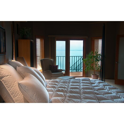 Ogallala Comfort Company Avalon 600 Southernlite Down Comforter