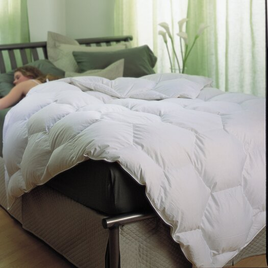 Ogallala Comfort Company Pearl Crescent 800 Hypo-Blend Southern Down Comforter
