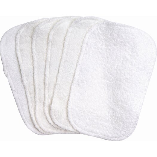 Under the Nile Year Round Basics Terry Wipes (6 Pack)