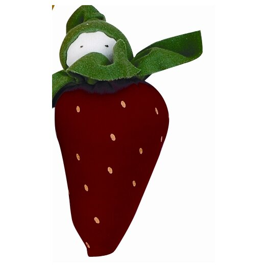 Under the Nile Veggies Strawberry Plush Toy