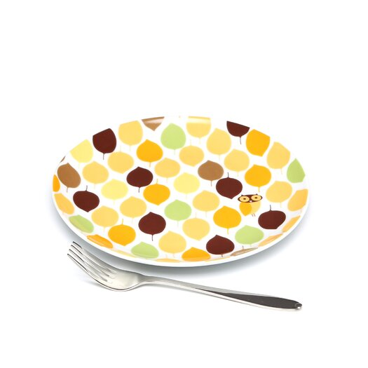 "Rachael Ray Little Hoot 8"" Salad/Dessert Plates"