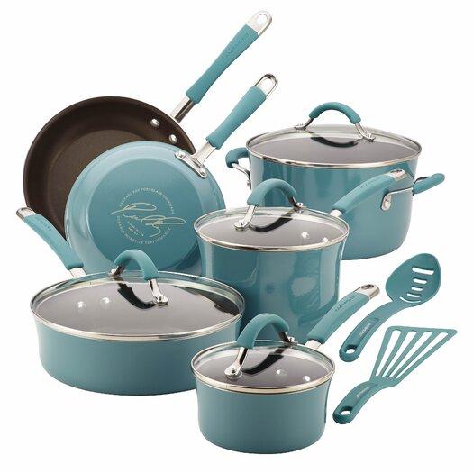 Rachael Ray Cucina 12 Piece Cookware Set II