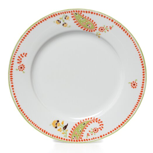 "Rachael Ray Paisley 10.5"" Dinner Plate"