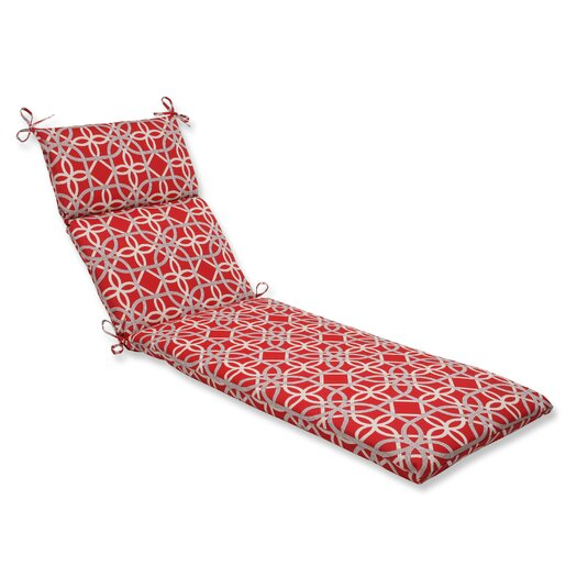 Pillow Perfect Keene Chaise Lounge Cushion