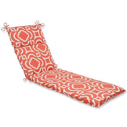 Pillow Perfect Carmody Chaise Lounge Cushion