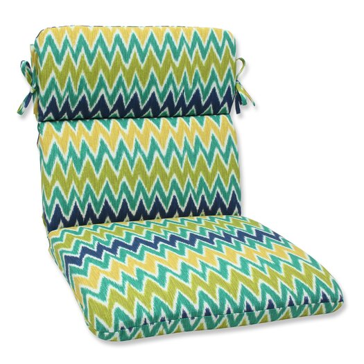 Pillow Perfect Zulu Chair Cushion