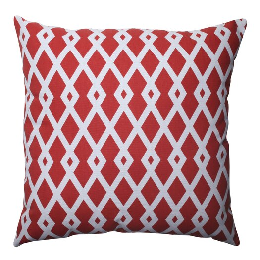 Pillow Perfect Geometric Throw Pillow