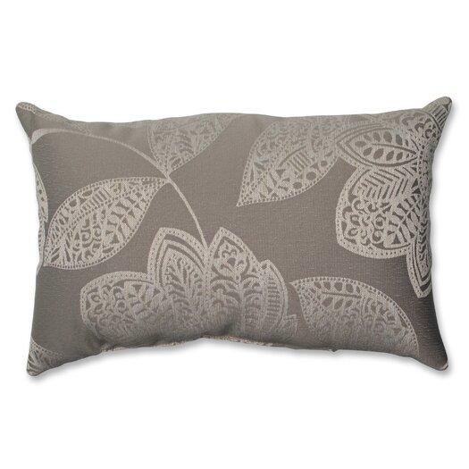 Pillow Perfect Beatrice Jute Polyester Throw Pillow