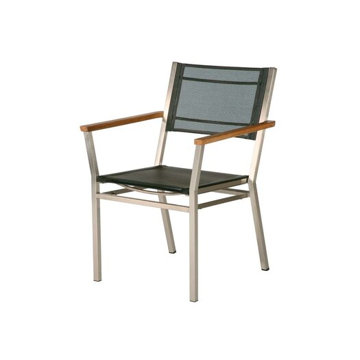 Barlow Tyrie Teak Equinox Dining Arm Chair