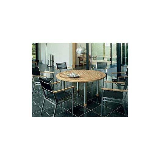 Equinox Circular Buffet Table