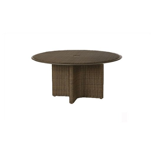 Savannah Woven Round Dining Table