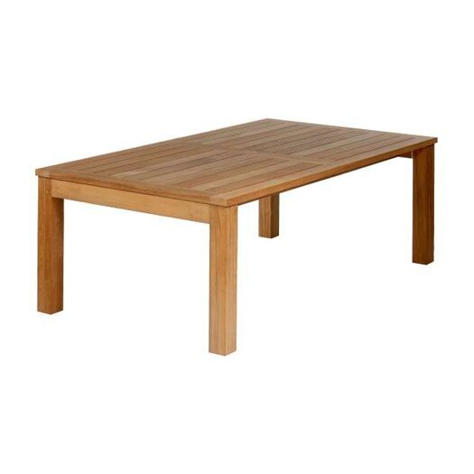 Barlow Tyrie Teak Apex Teak Table