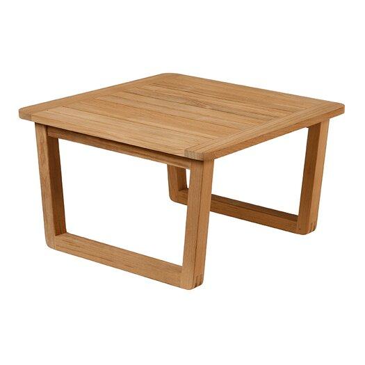 Barlow Tyrie Teak Avon Low Side Table