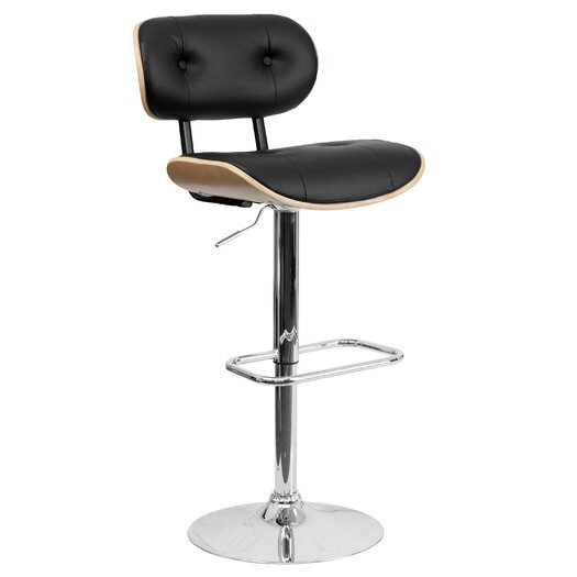Flash Furniture Adjustable Height Bar Stool