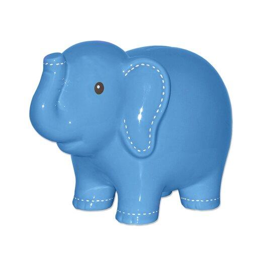 Child to Cherish Stitched Large Elephant Bank