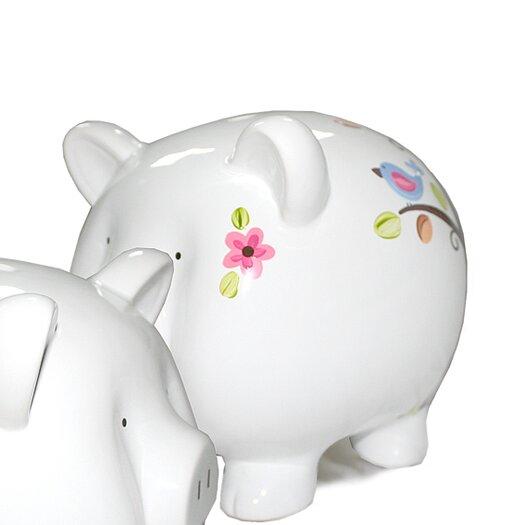 Child to Cherish Owl Large Piggy Bank