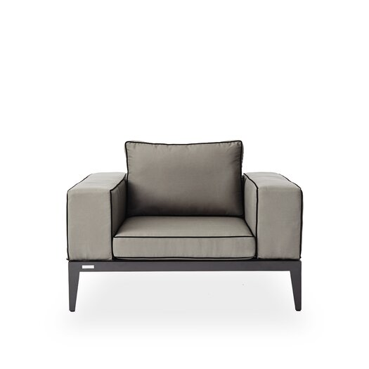 Harbour Outdoor Balmoral Deep Seating Chair with Cushions