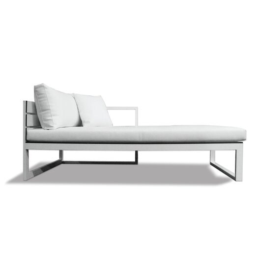 Harbour Outdoor Piano Right Arm Deep Seating Chaise