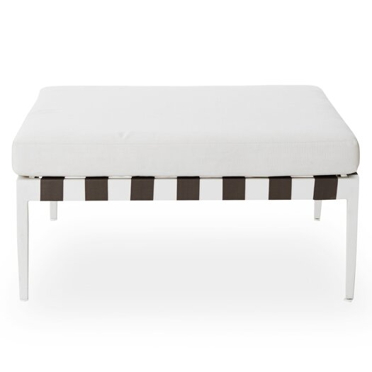 Pier Ottoman with Cushion