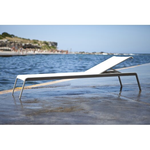Harbour Outdoor Clovelly Armless Chaise Lounge