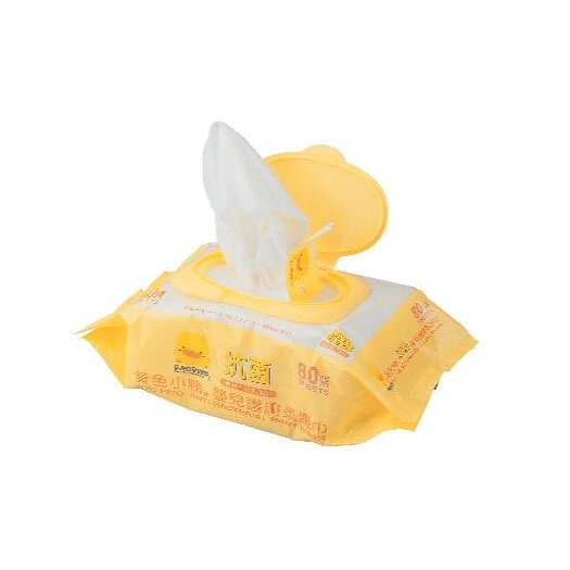 Piyo Piyo Anti-Bacterial Baby Wipes
