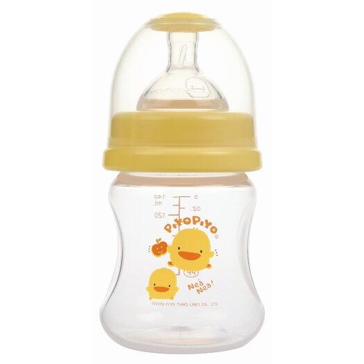 Piyo Piyo Wide Neck Gourd Shaped Nursing Bottle