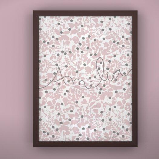 LittleLion Studio Prints Morning Mist Framed Art