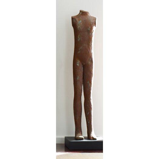 Phillips Collection Raymond Waites Ethnic Staute