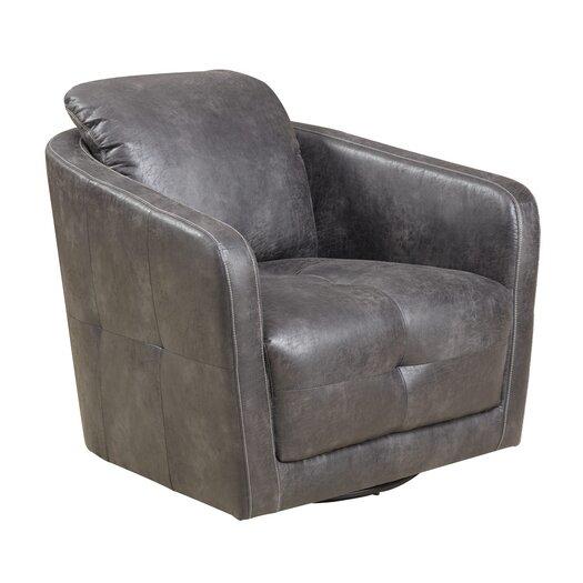 Emerald Home Furnishings Blakely Swivel Arm Chair