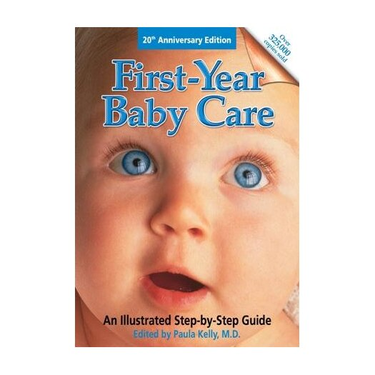 Simon & Schuster First Year Baby Care Book