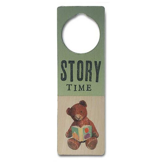 "Tree by Kerri Lee ""Story Time"" Door Hanger"