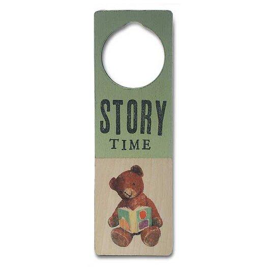 """Tree by Kerri Lee """"Story Time"""" Door Hanger"""