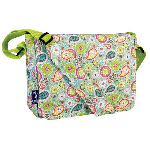 Wildkin Ashley Bloom Kickstart Messenger Bag