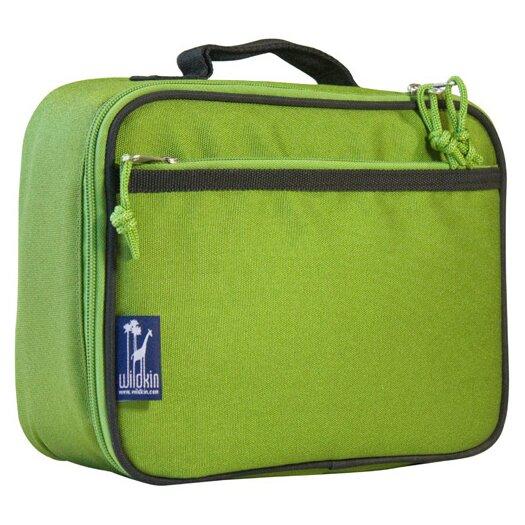 Wildkin Solid Colors Fern Lunch Box in Green